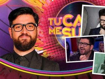 El humorístico recorrido de Manu Sánchez en televisión