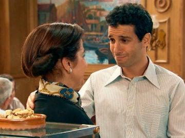 Ignacio y María se preparan para el curso prematrimonial con Pía y Pelayo