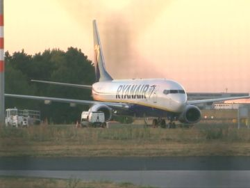 """Los sindicatos de Ryanair se reúnen este jueves con la Comisión Europea para pedir su actuación contra el """"modelo perverso"""" de la compañía"""