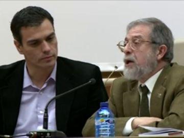 Así presentaba Pedro Sánchez el libro basado en su tesis