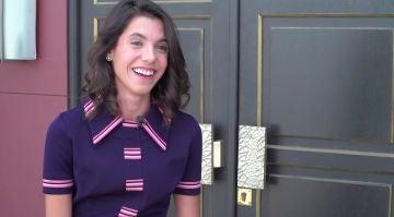 Natalia Huarte es Carolina Álvarez de Tudela