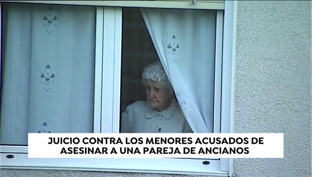 Comienza el juicio contra los tres menores acusados de asesinar a dos ancianos en Bilbao