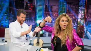 'El Hormiguero 3.0' confirma en exclusiva que Paulina Rubio será coach de 'La Voz'