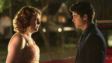 Shannon Purser y Noah Centineo en 'Sierra Burgess es una perdedora'