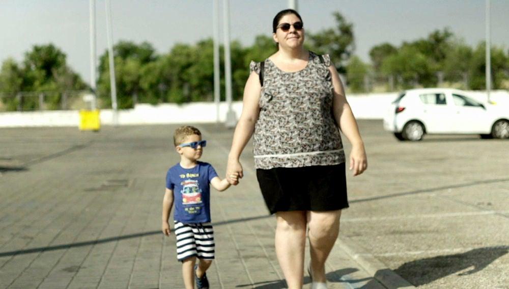 Familias reales: Madre soltera