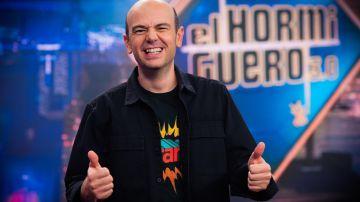 Jandro en 'El Hormiguero 3.0'
