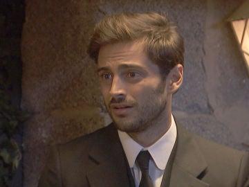 """Saúl, en shock al escuchar a Julieta: """"Creo que han asesinado a Francisca"""""""