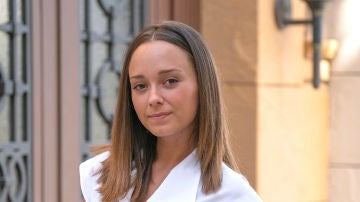 Lucía de la Fuente es Mónica De La Vega