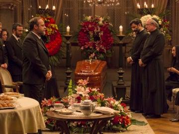 El velatorio de Francisca llena de tristeza La Casona