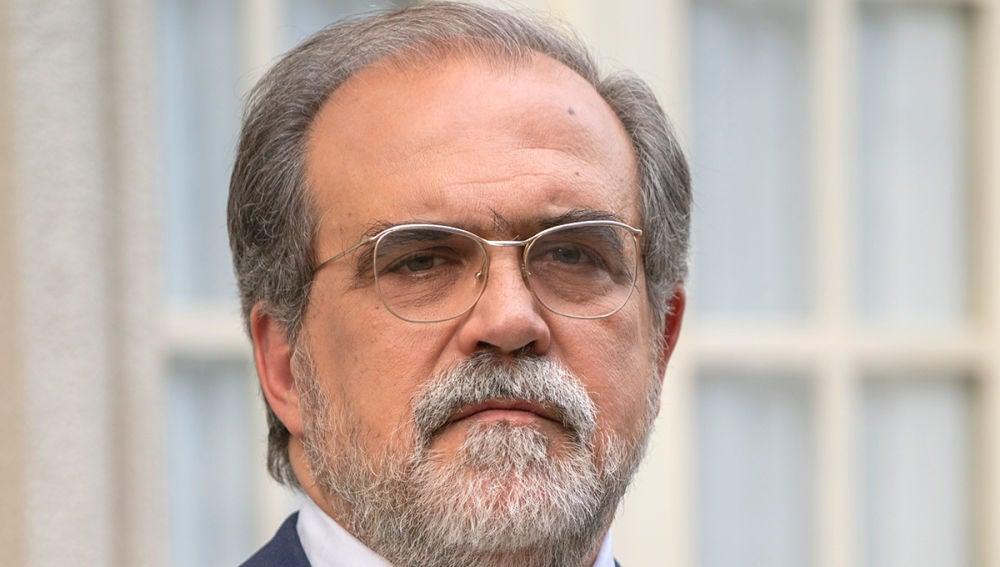 Ricardo Borrás es Salvador De La Vega