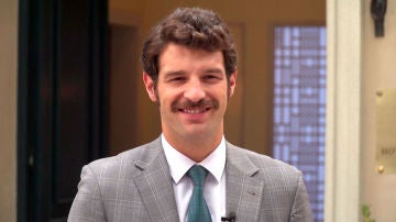 """Francisco Ortiz: """"Carlos es un golfo con un gran secreto sentimental """""""