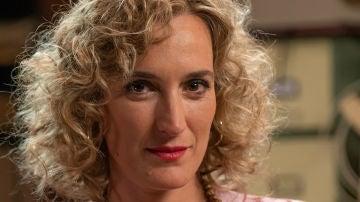 Cristina Alcázar es Silvia Aparicio