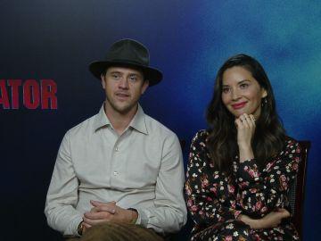 Boyd Holbrook y Olivia Munn protagonizan 'Predator'
