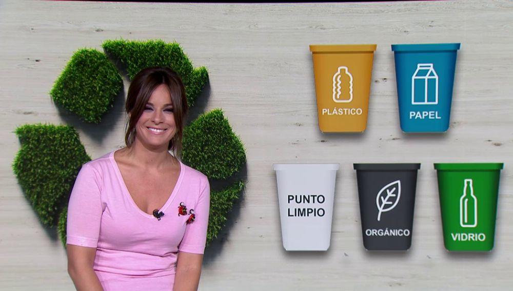 Mercedes Martín nos habla de reciclaje