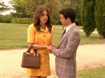 """María, preocupada: """"Esta boda va camino del desastre"""""""