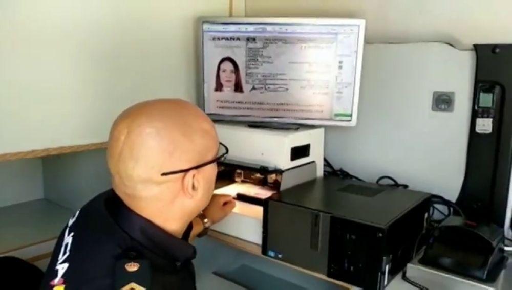 Unidades móviles de Policía Nacional para reforzar las fronteras