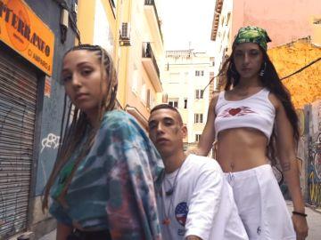 Imagen de un videoclip de Kaydy Cain