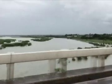 El tifón Mangkhut