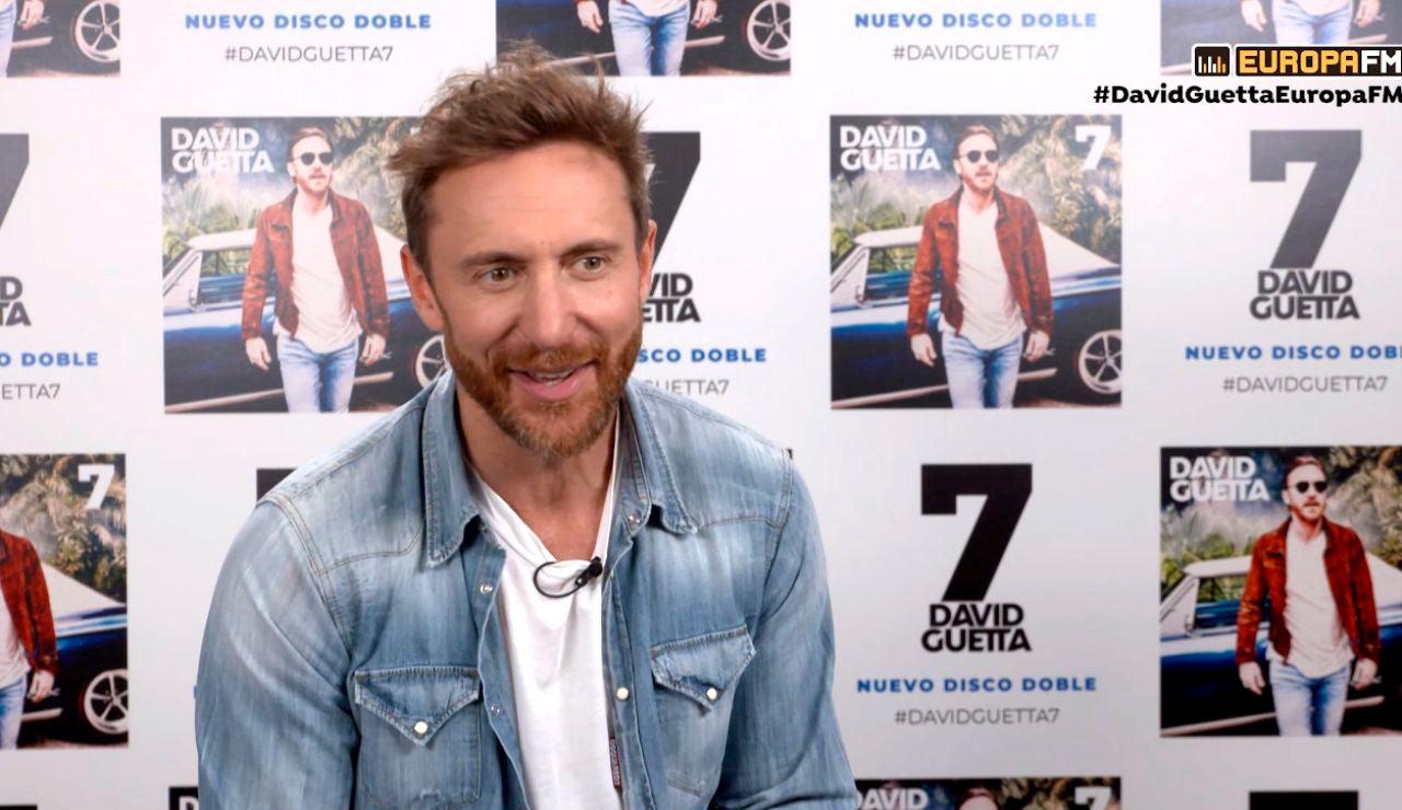 David Guetta en Europa FM