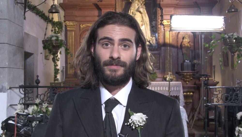 "Ibrahim, tras la boda: ""Isaac siente un amor paternal por Antolina"""