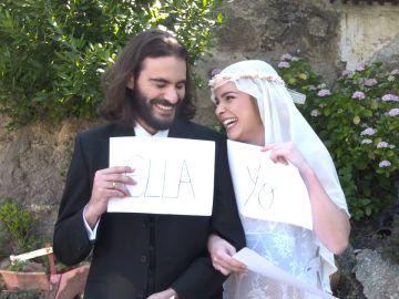 Antolina e Isaac se enfrentan al test de compatibilidad definitivo, ¿serán un buen matrimonio?