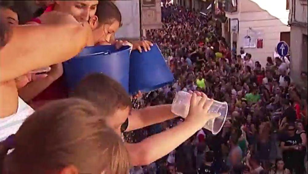 Fiesta de Nuestra Señora y San Roque de Peñafiel