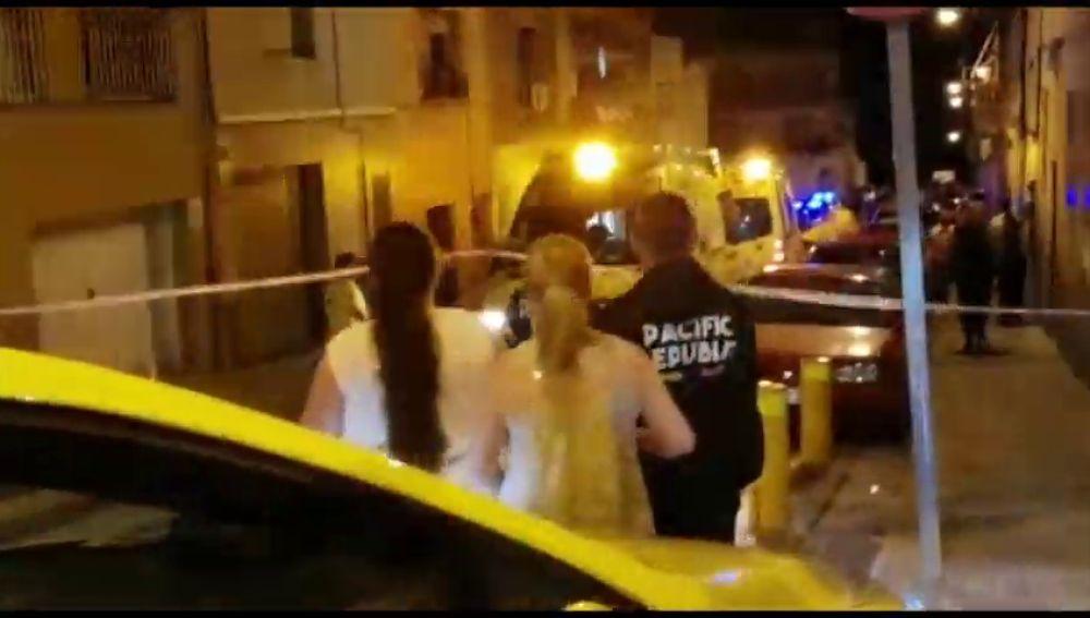 Dos jóvenes resultan heridos tras producirse un tiroteo en Sabadell