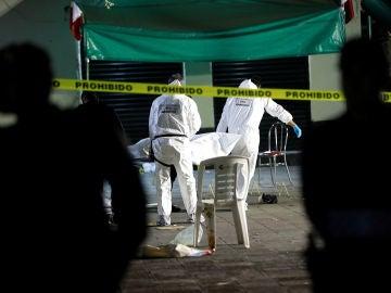 Tiroteo en México