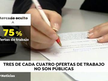 El 'enchufismo' sigue siendo una práctica habitual a la hora de encontrar trabajo en España