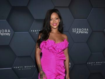 Rihanna en la Semana de la Moda de Nueva York