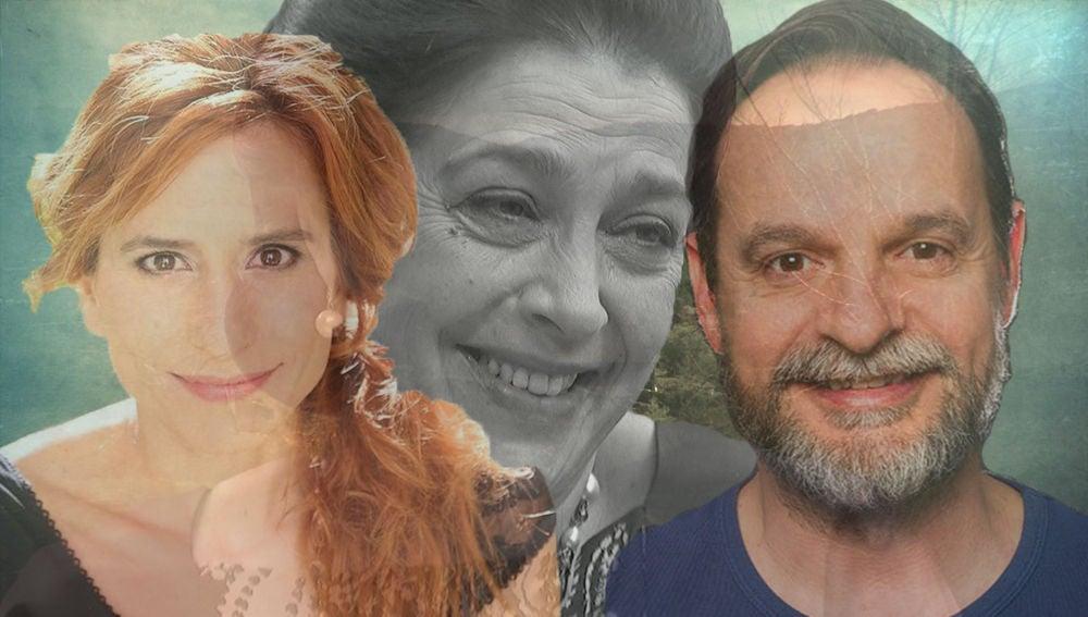 La 'desgarradora' imagen de Marta Tomasa y Ramón Ibarra en el último adiós a Francisca Montenegro