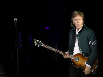 El músico Paul McCartney