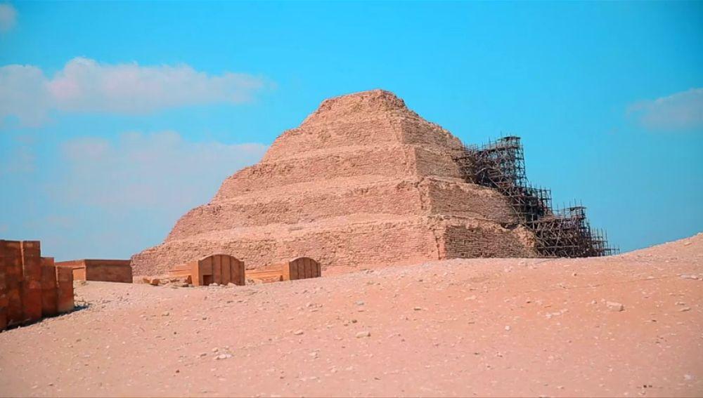 Egipto abre al público una tumba con más de 4.000 años de antigüedad