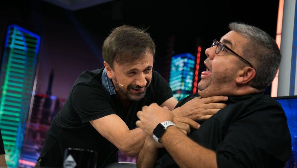 La confesión de Florentino Fernández y Santiago Segura sobre José Mota en 'El Hormiguero 3.0'