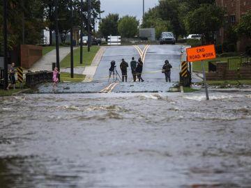 Inundaciones por Florence