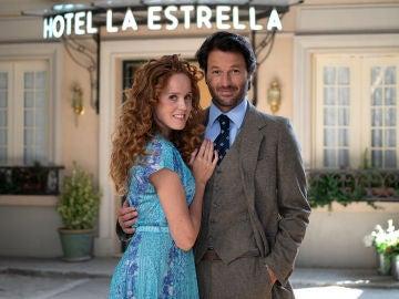 María Castro y Fernando Andina son Natalia y Gabriel en la temporada 7 de 'Amar es para siempre'