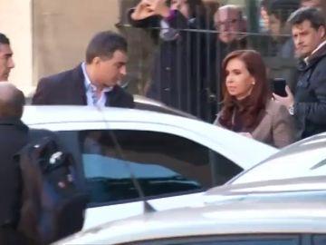 Decretan prisión preventiva para Cristina Fernández por sobornos, aunque de momento no ingresará por tener inmunidad