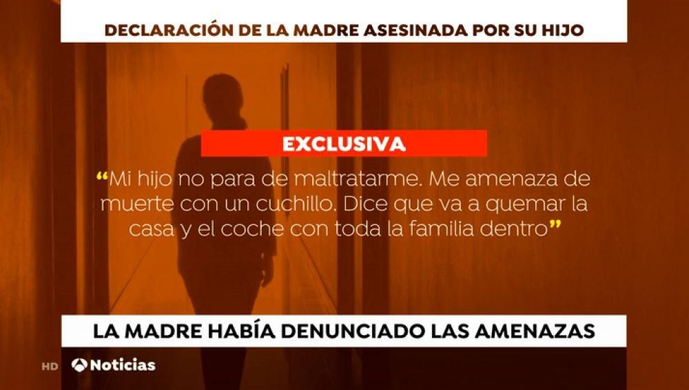 A prisión por el triple crimen de sus padres y su hermano en Alicante