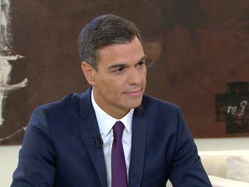 Pedro Sánchez reitera que no cometió plagio en su tesis