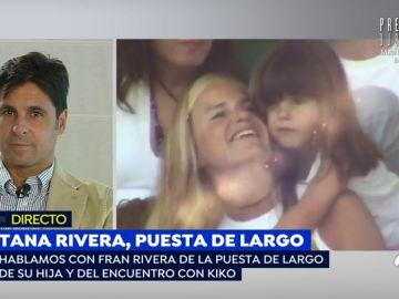 El emotivo vídeo homenaje de Fran Rivera a su hija 'Tana' en su 18 cumpleaños
