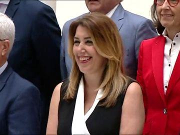 La Junta de Andalucía para el alquiler de 58 altos cargos