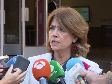 La ministra Delgado desmiente que se reuniera con excomisario Villarejo cuando ejercía como fiscal de la Audiencia Nacional