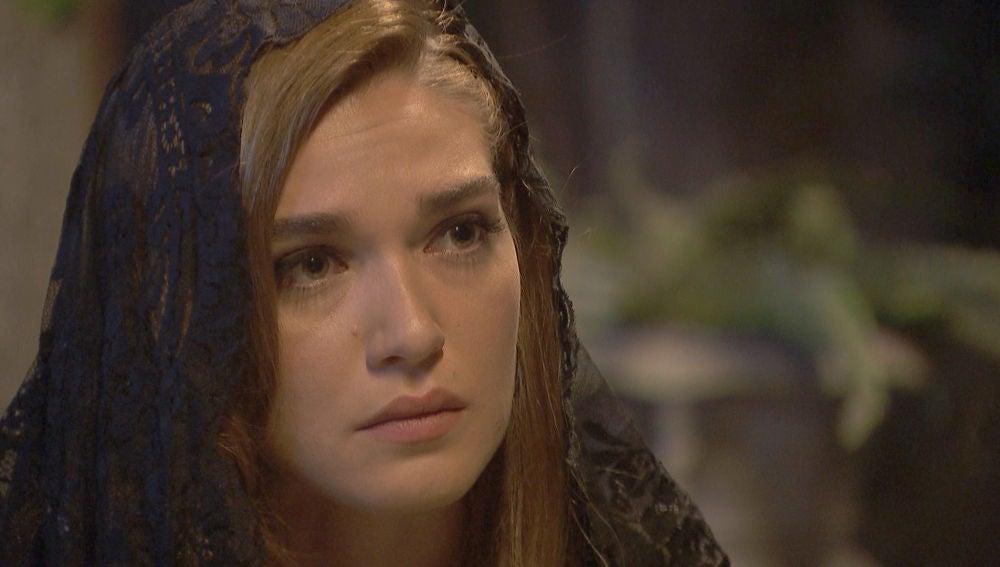 El plan de Julieta y Saúl para demostrar el asesinato de Francisca