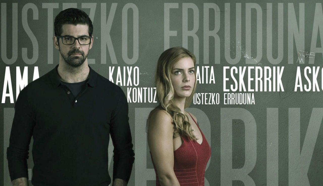 ¿Sabrías adivinar el significado de estas palabras en euskera que escucharás en 'Presunto Culpable'?