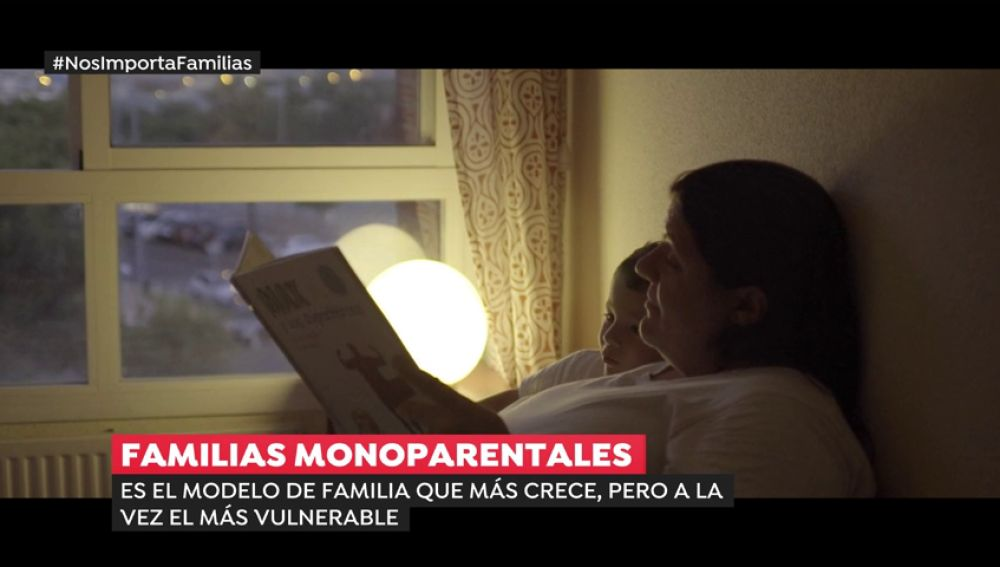 La historia de Ana Saiz, una mujer que pertenece al 40% de madres solteras en España que no tiene trabajo