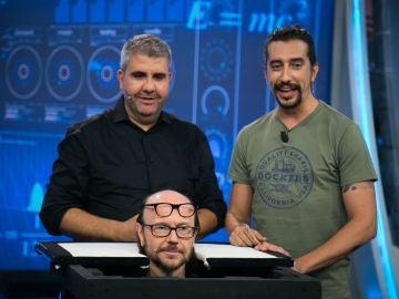 La ciencia completa de Marron con Santiago Segura, Florentino Fernández y José Mota