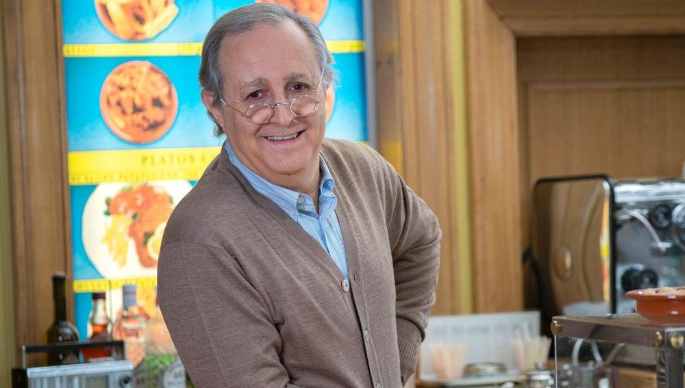 José Antonio Sayagués es Pelayo, fundador de El Asturiano