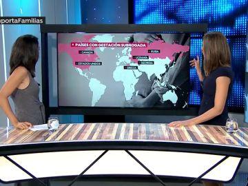 ¿En qué países está regulado y cuánto cuesta ser padre por gestación subrogada?