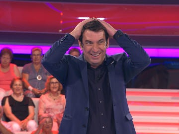 Arturo Valls desvela una exclusiva en '¡Ahora Caigo!': ¡Perri está embarazada!