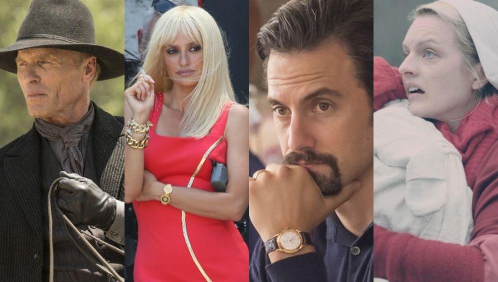 Favoritos a los Emmy 2018
